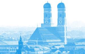 München Frauenkirche- typisch bayrisch